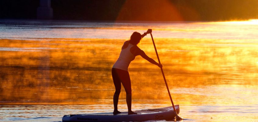 A Beginner's Guide to Stand Up Paddle Boarding – Part 4: Paddling Techniques